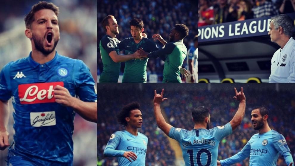 Los partidazos de la Champions League para la segunda jornada.