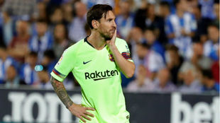 Lineker: Messi isn't human
