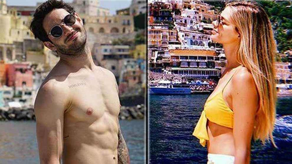Danielle Knudson, una de las modelos más famosas del mundo y...