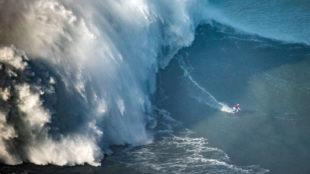 Reconocen a Maya Gabeira el récord a la mayor ola XXL jamás surfeada: ¡20,72 metros!
