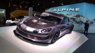 ¿Volverá Alpine a competir con el A110? De momento, ya empieza a...