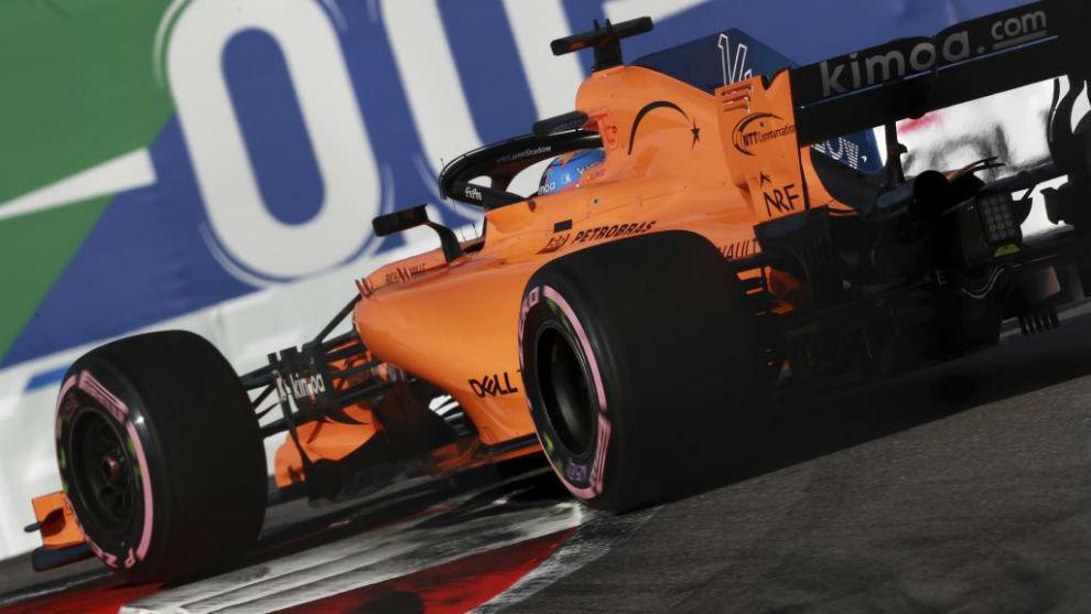 GP Japón F1 2018: McLaren, lo mismo con Honda que con Renault ...