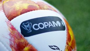 Balón de la Copa MX del Apertura 2018