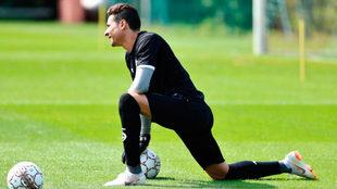 Ochoa se perfila como titular en Europa League.