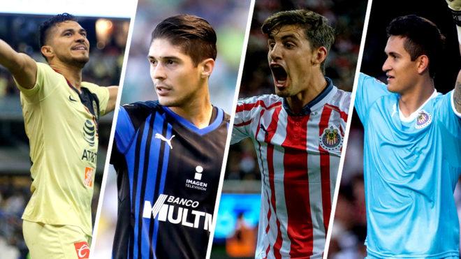 Selección Mexicana  Raúl Gudiño y Josecarlos Van Rankin destacan en ... 4389c0623bfcf