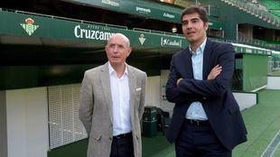 Serra Ferrer, con Haro