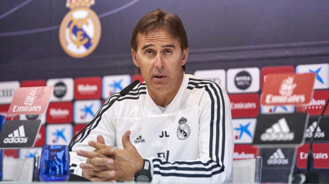 Lopetegui confirms Bale, Benzema injuries