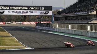 Horario y dónde ver en televisión el Gran Premio de Tailandia de...