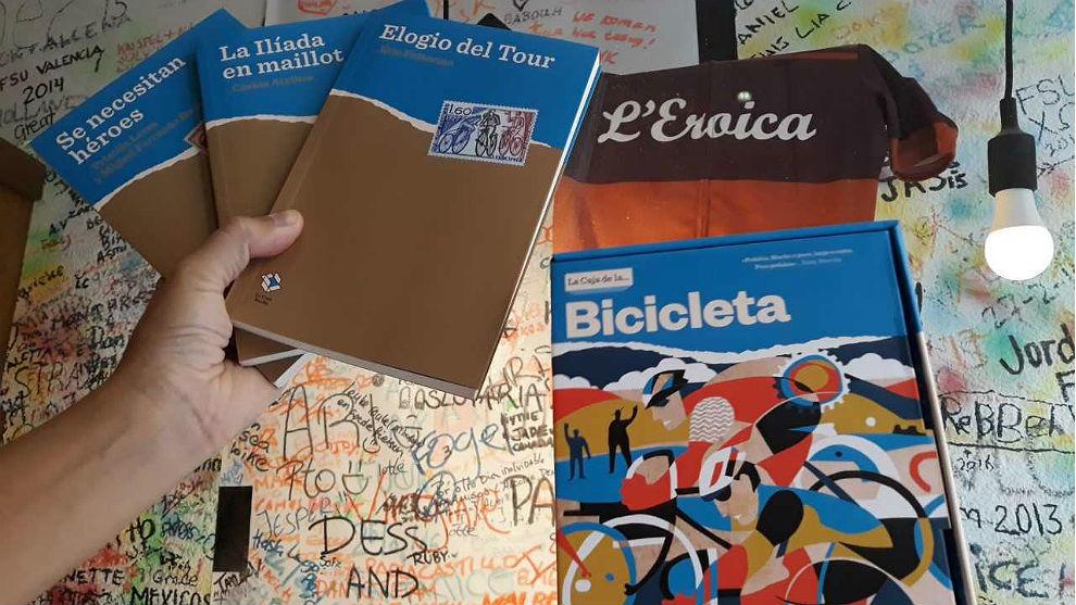 La Caja de la Bicicleta, de la editorial La Caja Books.