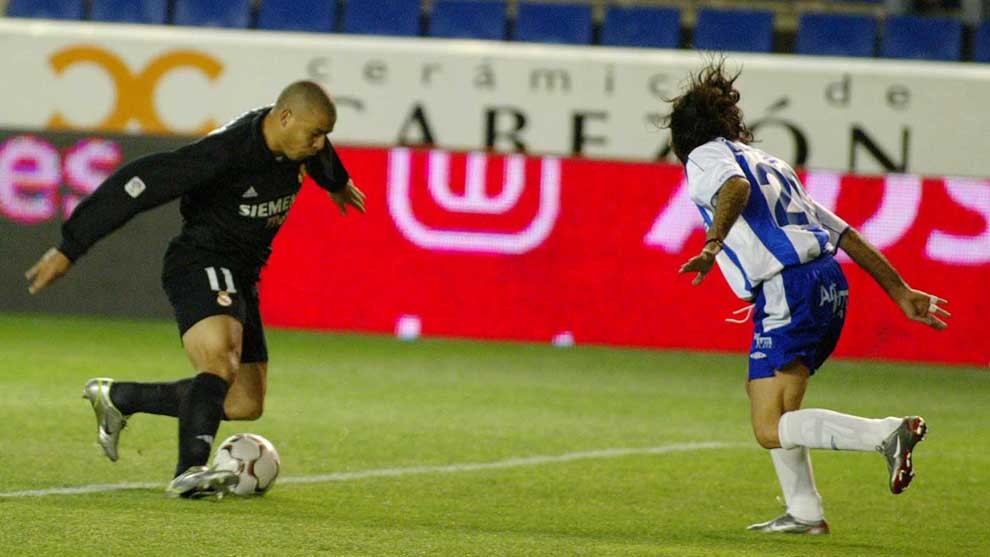 Real Madrid lose fourth game in a row with loss to Alaves