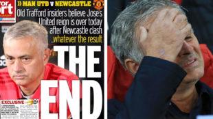 'Mirror' apunta que el del Newcastle será el último partido de...