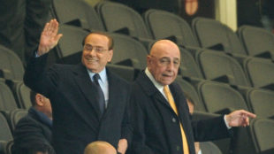 Berlusconi y Galliani son los propietarios del Monza 1912.
