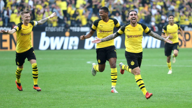 Borussia Dortmund vs. FC Augsburg - Football Match Report