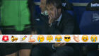 Lopetegui tras el gol del Alavés
