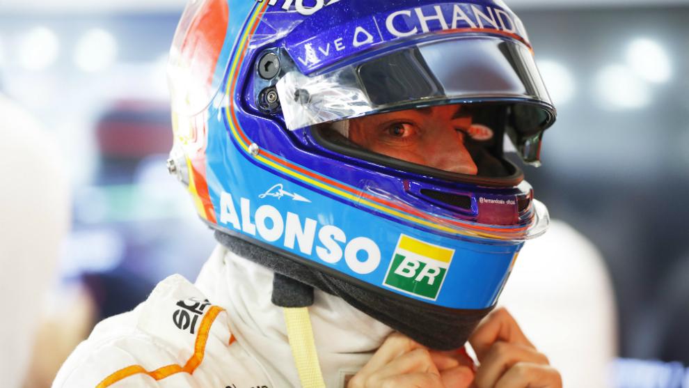 Resultado de imagen de Fernando Alonso Japón 2018