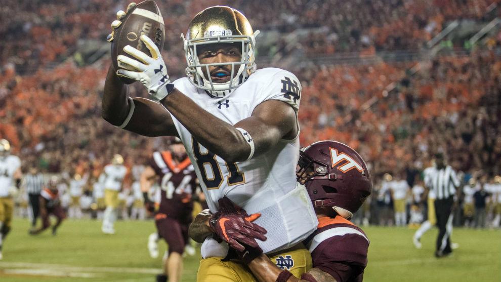 Fútbol americano NCAA  Las conclusiones de la semana 6  Notre Dame ... 3e983fda8bf