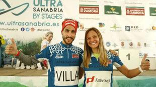 Pablo Villa y Aroa Sío.