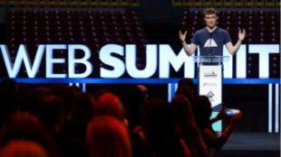 El primer ejecutivo de la Web Summit, Paddy Cosgrave