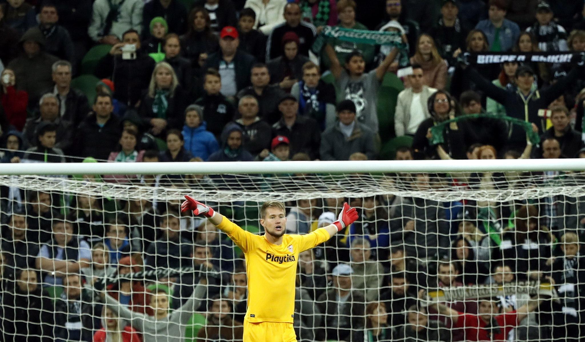 Sevilla FC: La sonrisa del líder   Marca.com