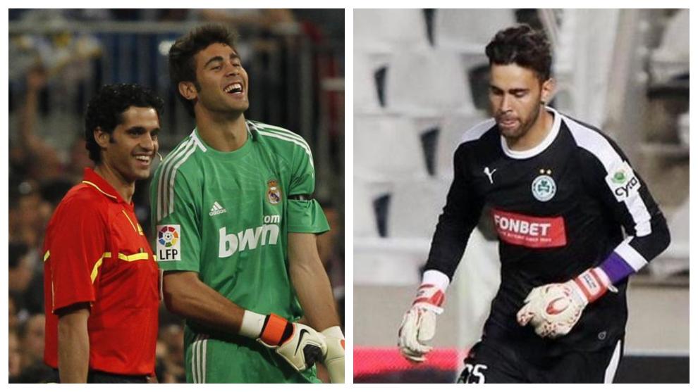 7d42cbb3a4337 Mejías debutó en la temporada 2010-11 con el Real Madrid de la mano de  Mourinho