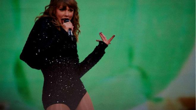 Taylor Swift rompe su silencio y dice que votará por los demócratas