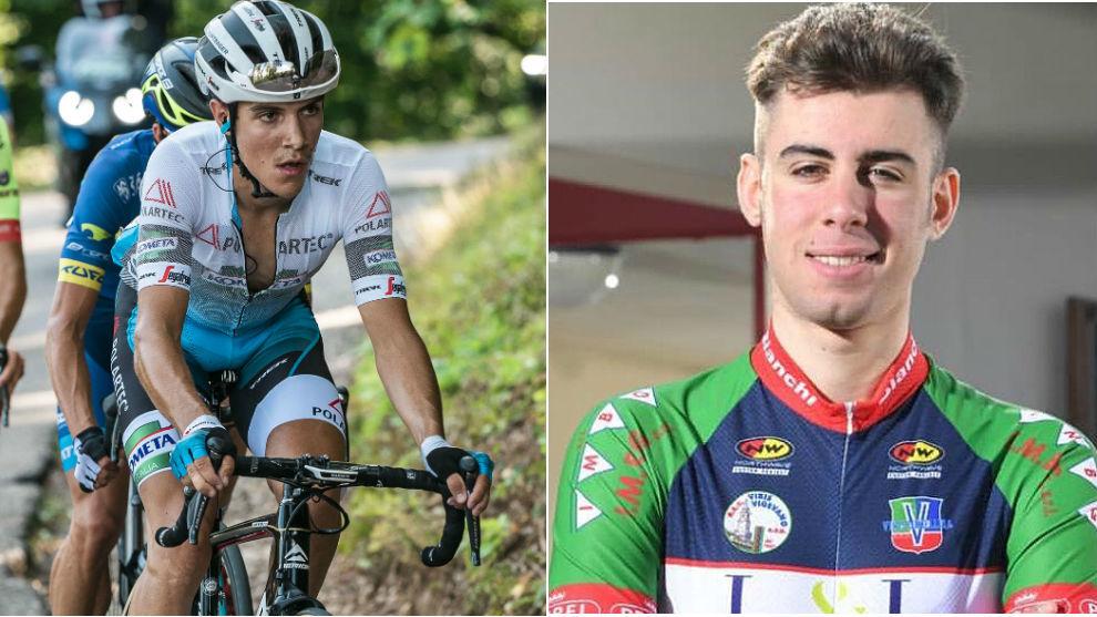 Stefano Oldani (izquierda) y Antonio Puppio, fichajes del...