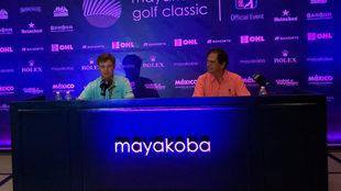 Presentan el Mayakoba Golf Classic.