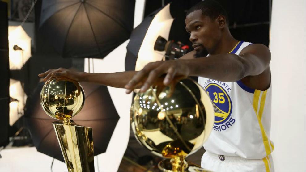 a4b6ac7907f NBA El periodista Marcus Thompson apuesta por su salida a final de temporada