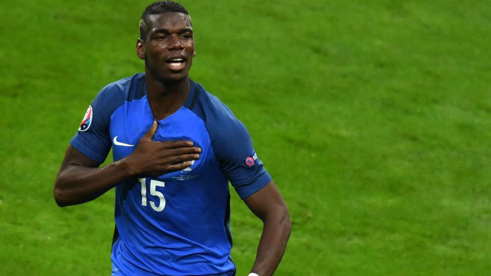 Pogba thinks the Ballon d'Or victor should be French, but not him