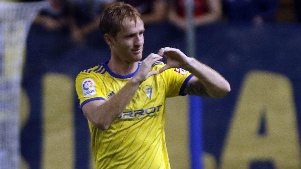 Álex Fernández ha marcado tres goles en lo que llevamos de...