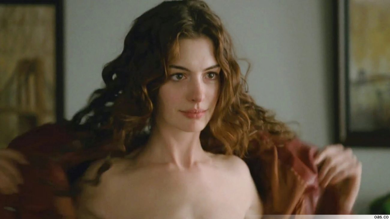 Good idea Sex girl anne hathaway well