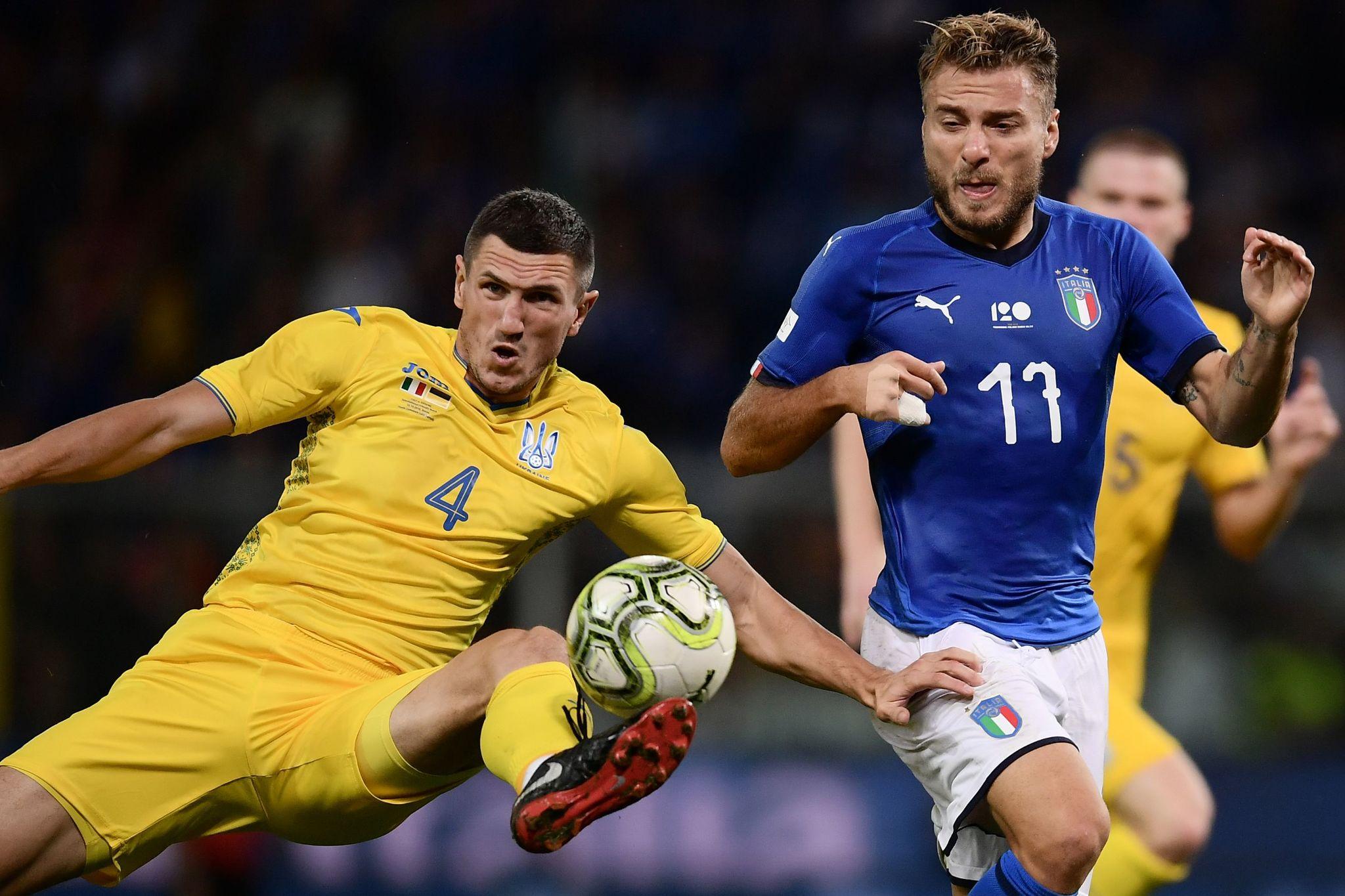 Los Malos Resultados De Italia Ante Ucrania