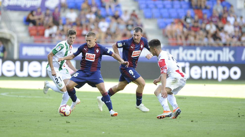 Leganés y Eibar ya se han medido en esta temporada.