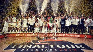 El Real Madrid, campeón de la Euroliga, afronta la defensa del...