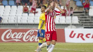 A la UD Las Palmas no se le da bien el campo de la UD Almería.