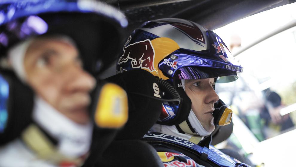 Seb' ha probado ya todos los WRC de la generación actual, a...