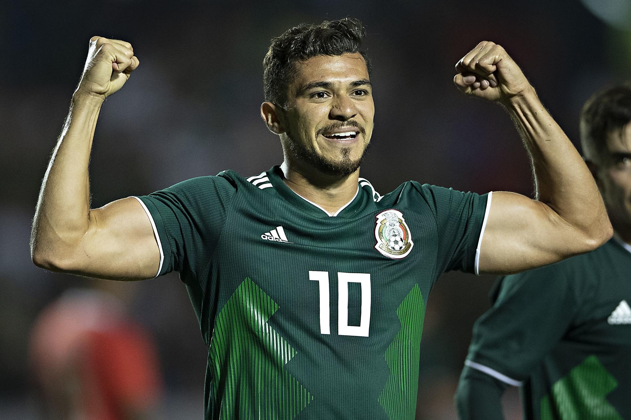 Resultado de imagen para México vs Costa Rica henry martin