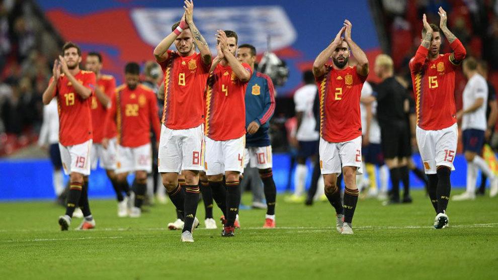 Las cuentas de España: a una victoria de la 'final four'