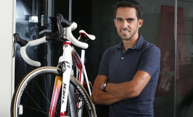Contador recibirá hoy el Premio Torriani