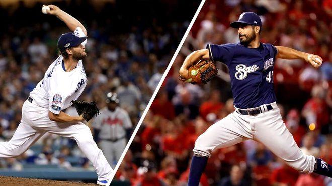 MLB Playoffs 2018  Dodgers vs Brewers  Resumen y resultado  716fbcbead1