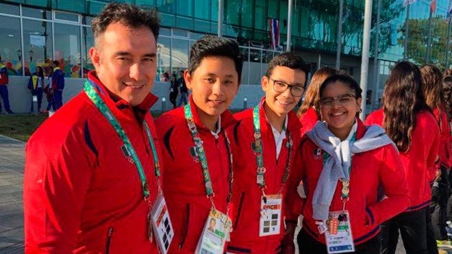 Juegos Juventud Buenos Aires 2018 Horario Y Donde Ver La