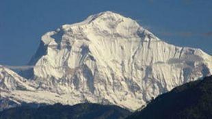 Los alpinistas esperaban buenas condiciones climáticas para escalar...