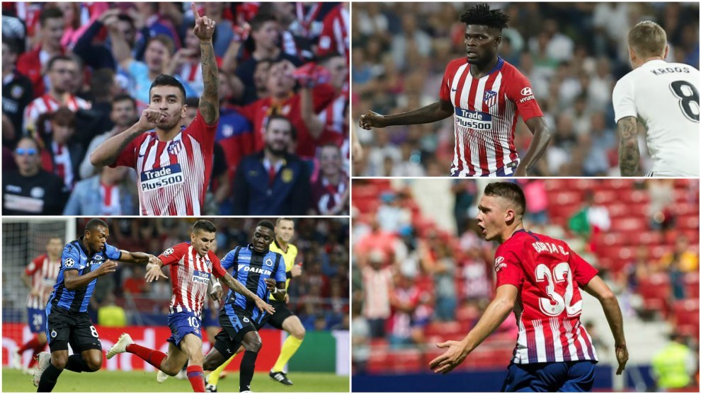 Simeone's substitutes are the key to unlocking games