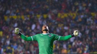 Jiménez dio la victoria al Guadalajara.