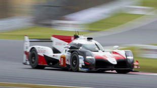 TS050 Hybrid número 8 de Fernando Alonso