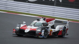 A double for Toyota as Alonso comes in second