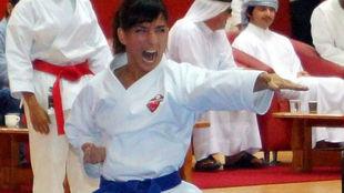 Sandra Sánchez, en una imagen de archivo