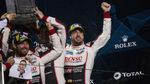 Alonso se la juega en cuatro carreras con tres puntuaciones distintas
