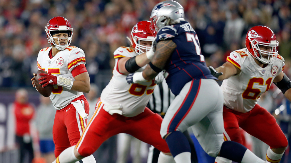 43-40. Gostkowski y los Patriots quitan el invicto a los Chiefs