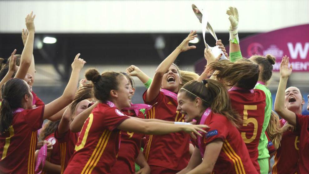 Fútbol Femenino  La UEFA aumenta un 50% el presupuesto del fútbol ... e966317d1946e